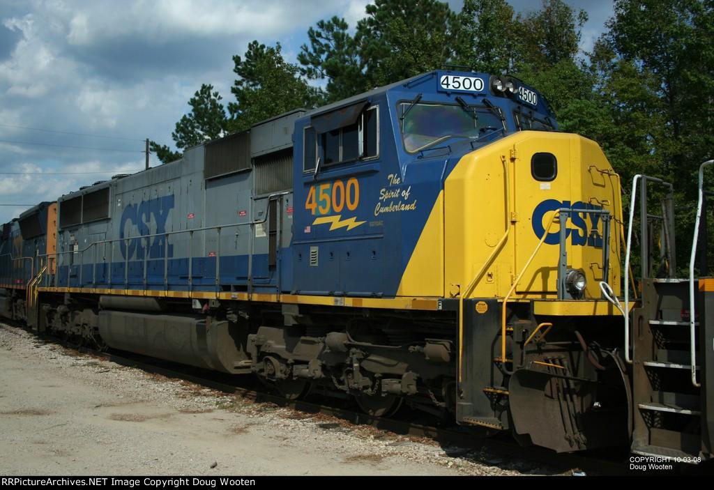 CSX 4500