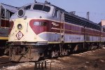 EL E8A #812 - Erie Lackawanna