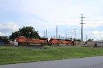 SB BNSF coal train