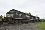 NS 8924 has had the AC replaced,