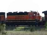 BNSF GP39-3 2611