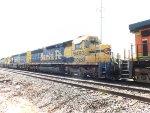 BNSF SD45-2 6493