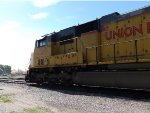 UP SD70M 4289