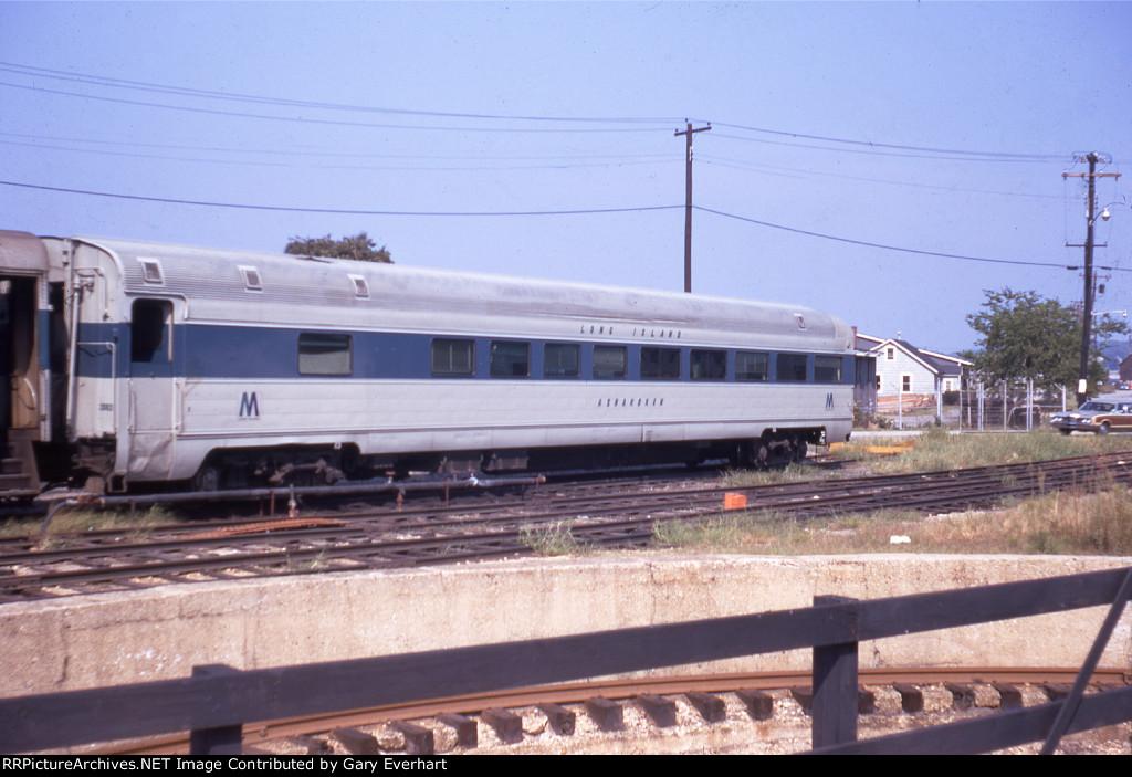 "LIRR Bar Car #2082, ""Asharoken"" - Long Island RR"