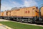 Union Pacific #18B