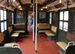 MTA 6112 interior