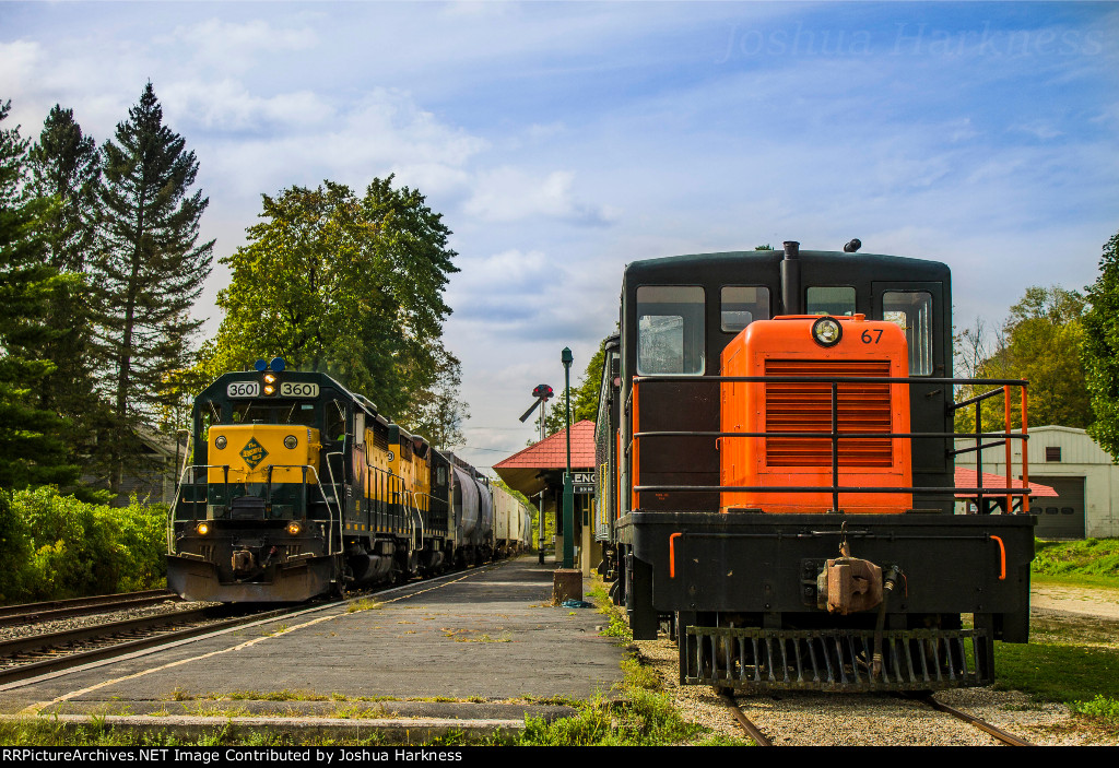 A Meet on the NYNH&Hs Berkshire Line