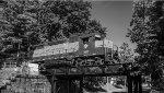 Housatonic Railroad NX-13 at Great Barrington