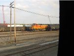 BNSF 536 + others