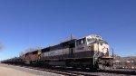 SD70MAC at Bernalillo, NM