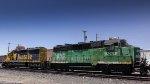 BNSF 2890 at Albuquerque, NM