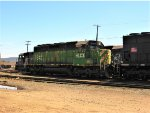 HLCX 7842 recently acquired by Norfolk Southern.