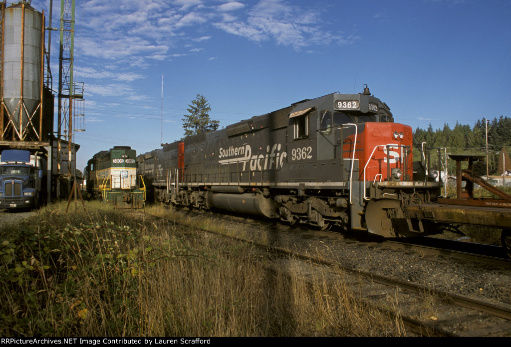 Puget Sound & Pacific Yard