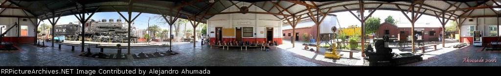 Torreon, Coahuila Railroad museum