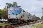 Amtrak #59 w/ 822 trailing