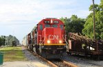 CN A420 w/ a pair of ex-IC SD70s