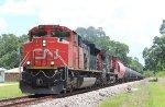 WB CN oil train