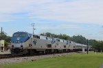Amtrak P097 w/ triple header