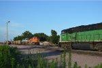 Westbound Coal Meeting Havelock Power