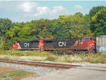 CN 2003 and CN 2537