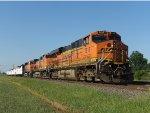 BNSF ES44DC 7815