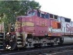 ATSF C44-9W 677