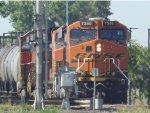 BNSF ES44DC 7356