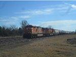 BNSF 4463 & 4211