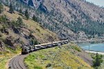 "RMRX 8012 8019 EB ""Rocky Mountaineer"""
