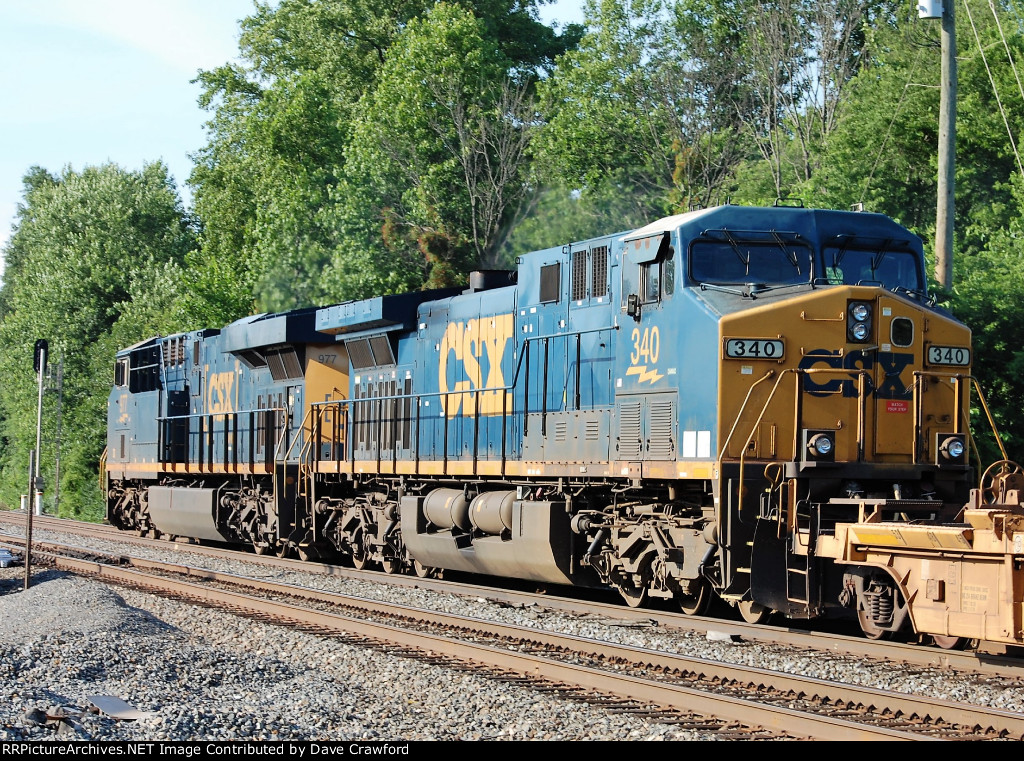 CSX 977 and 340