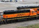 BNSF 106 GP60M-3
