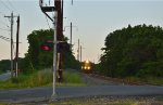 NS 1700EL Leads Train PR 52