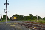 Just At the Grade crossing