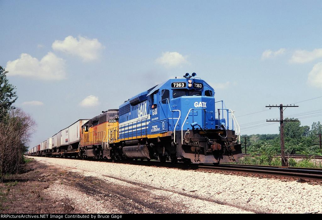 GATX 7363