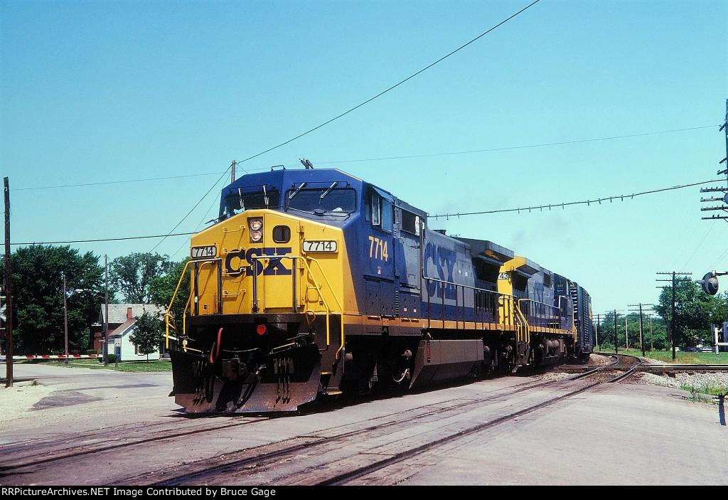 CSX 7714