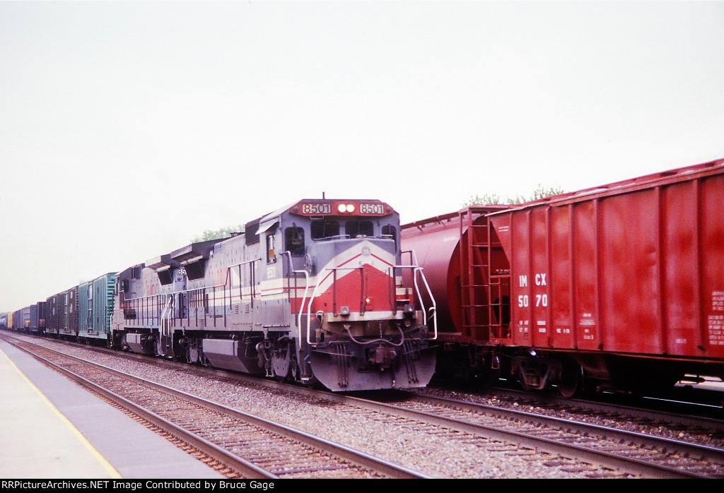 LMX 8501