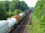 More freight
