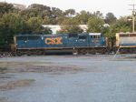 CSX SD60I at Doswell