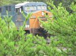 Rainy railroading