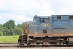 "CSXT 5500 ""Spirit of Cincinnati"""