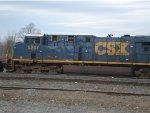 CSXT 5247 on CSX Q112