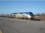 "Amtrak 284 ""Empire Serivce"""