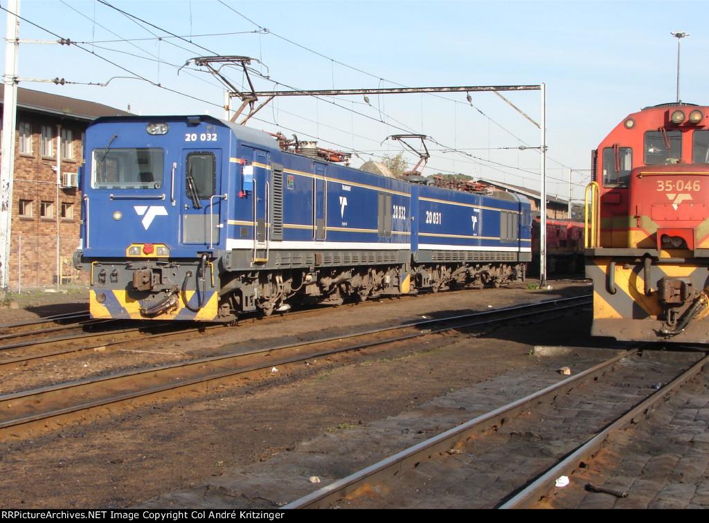 TFR Class 20E 20-032