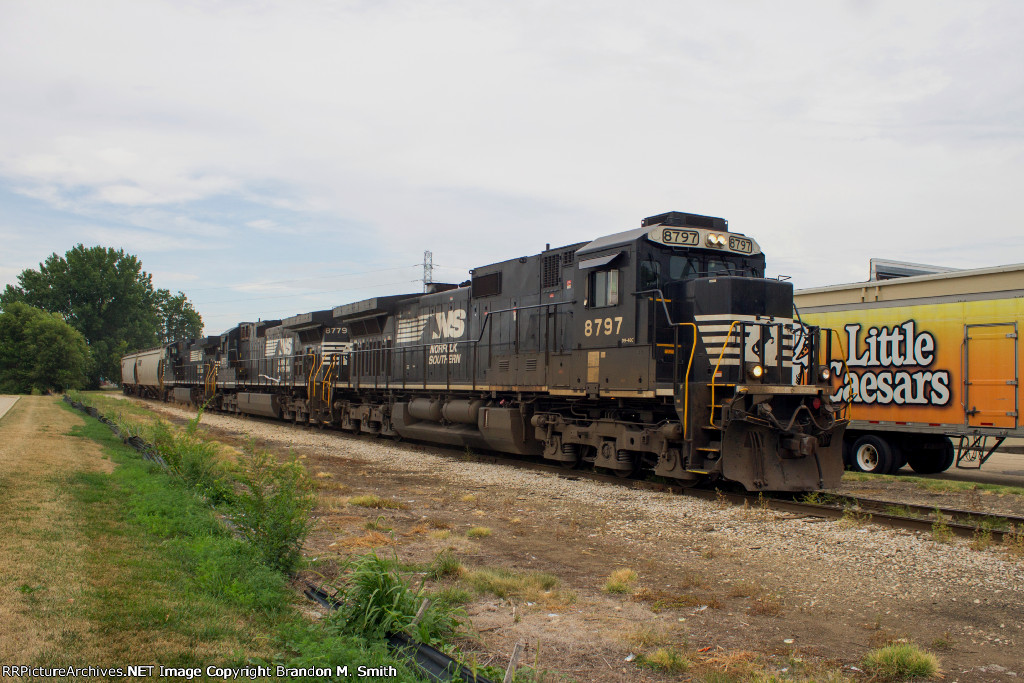NS 8797 North