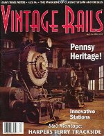 """PRR's Historical Collection,"" Front Cover, 1996"