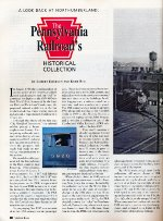 """PRR's Historical Collection,"" Page 80, 1996"