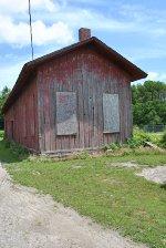 Erie freight depot