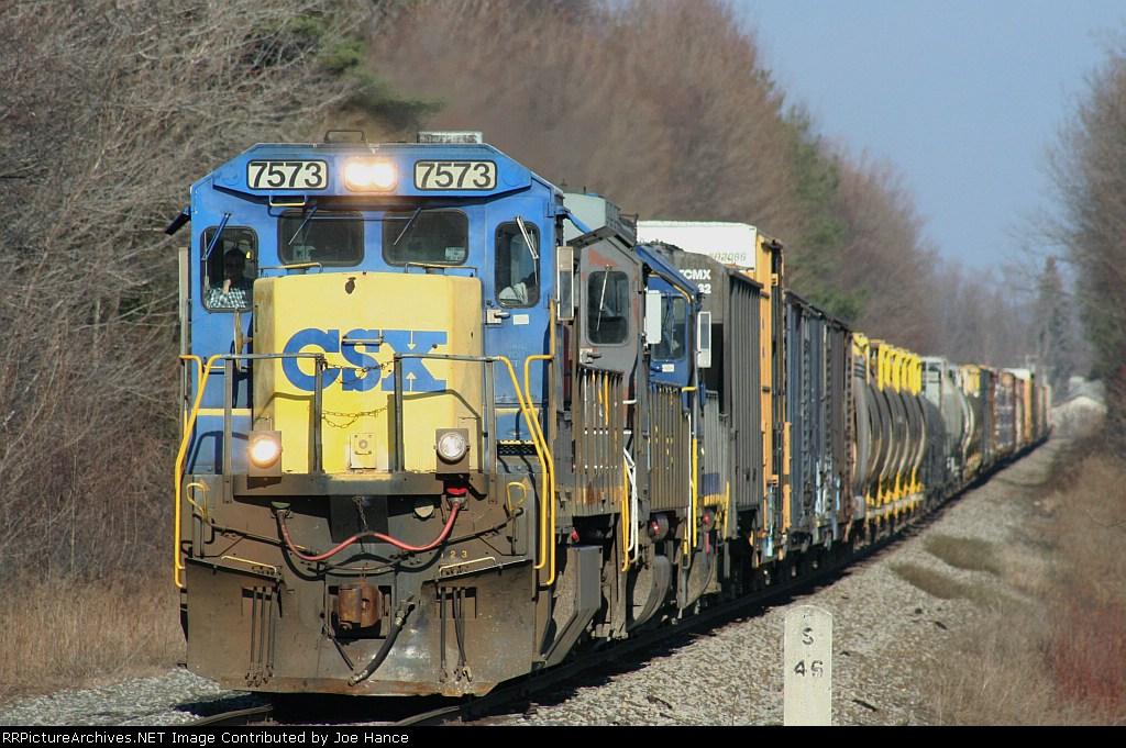 CSX B75619