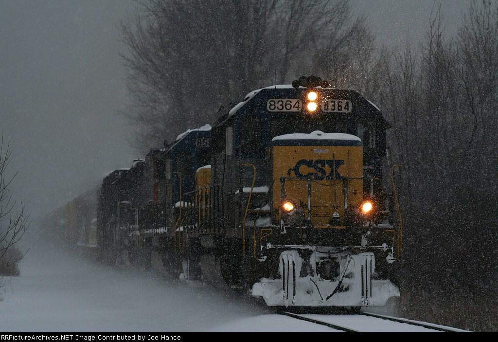 CSX B75604