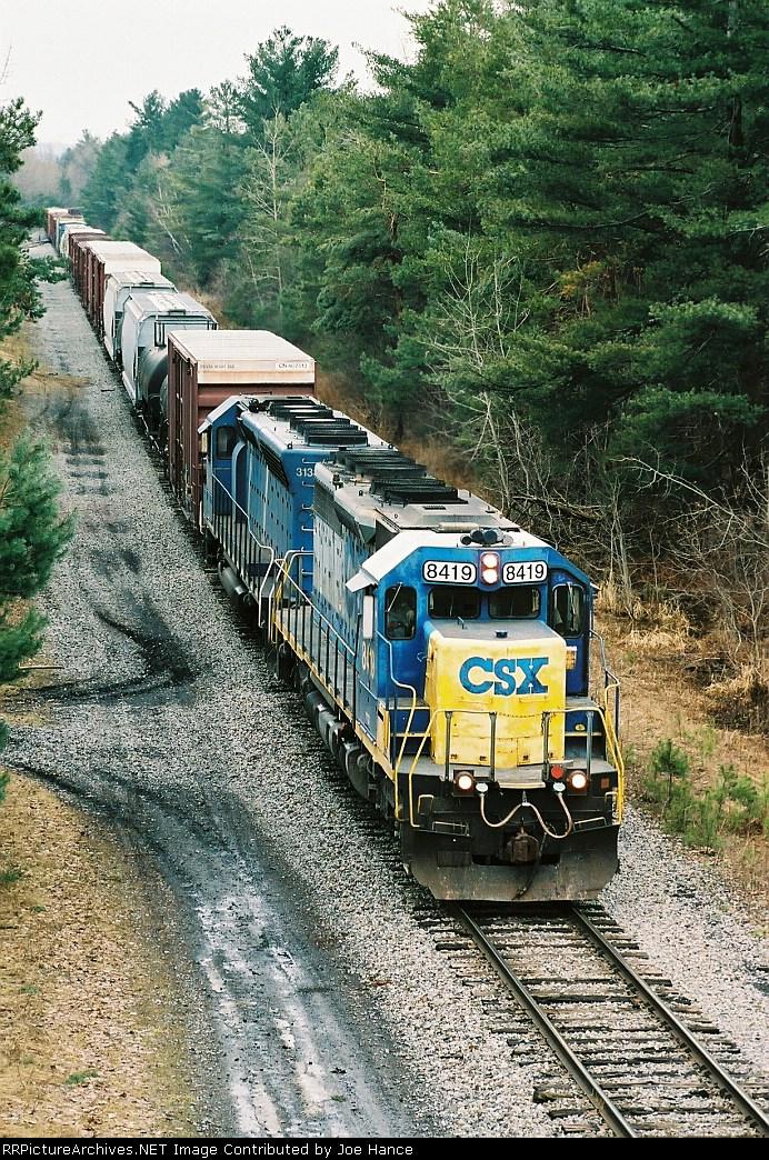 CSX Q621-03